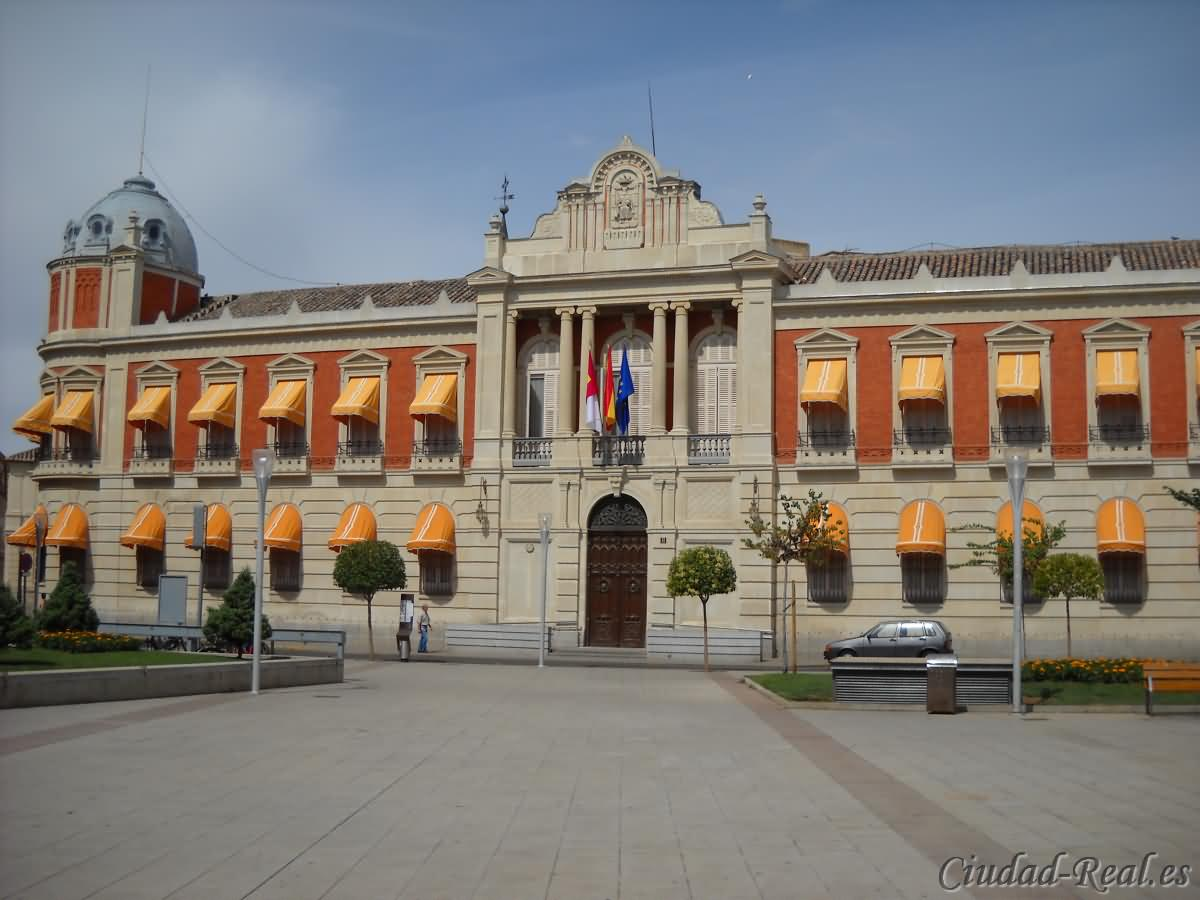 Palacio de la diputaci n provincial de ciudad real - Unifamiliares ciudad real ...